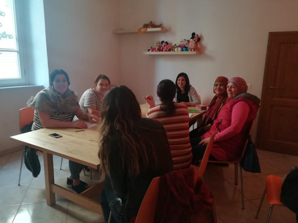 Corso di italiano per donne straniere (1)